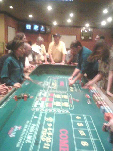 Gambling lost it all